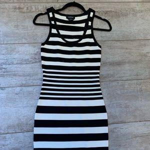 Bebe size medium bandage style dress